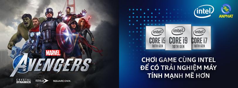 Chơi game cùng Intel