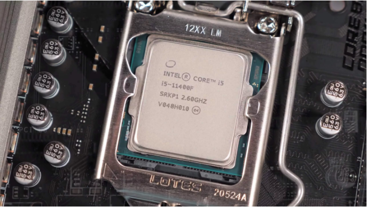 CPU Intel Core i5-11400 (12M Cache, 2.60 GHz up to 4.40 GHz, 6C12T, Socket 1200)-ANPHATPC.COM.VN