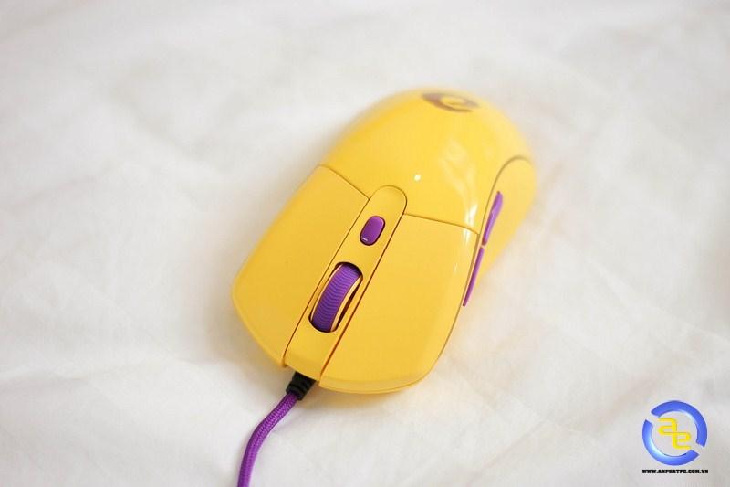 DareU A960 Yellow