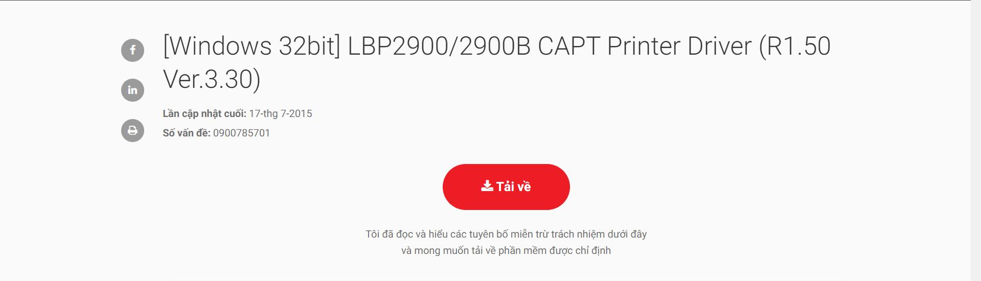 Hướng Dẫn Cài Đặt Máy In Canon Laser Shot LBP 2900 - ANPHATPC.COM.VN