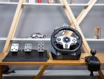 Trên tay vô lăng PXN V9 chơi game đua xe: Hỗ trợ đa nền tảng, giá hơn 3 triệu đồng số sàn quay 270/900 độ