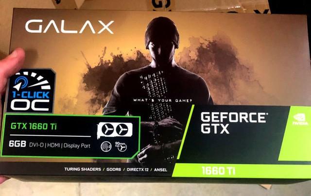 Nvidia GeForce GTX 1660 Ti có thể ra mắt vào ngày 15 tháng 2 với mức giá dưới $ 300