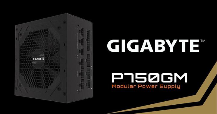 GIGABYTE ra mắt 3 bộ nguồn mới với kích thước nhỏ gọn mang tên P750GM, P550B VÀ P450B