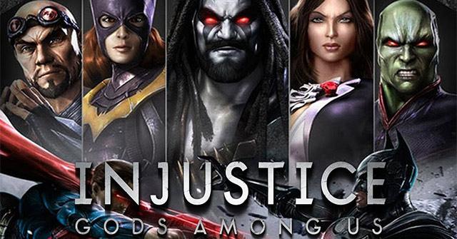 Tải miễn phí  Injustice Gods Among Us Ultimate Edition  trên Steam nào!!!
