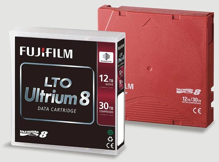 Fujifilm phát triển ổ cứng băng từ có dung lượng lên đến 400TB