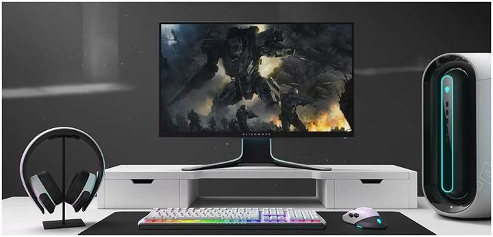 Dell ra mắt màn hình Alienware AW2720HF 27 inch tần số quét 240Hz đẹp tinh tế, giá khoảng 10 triệu