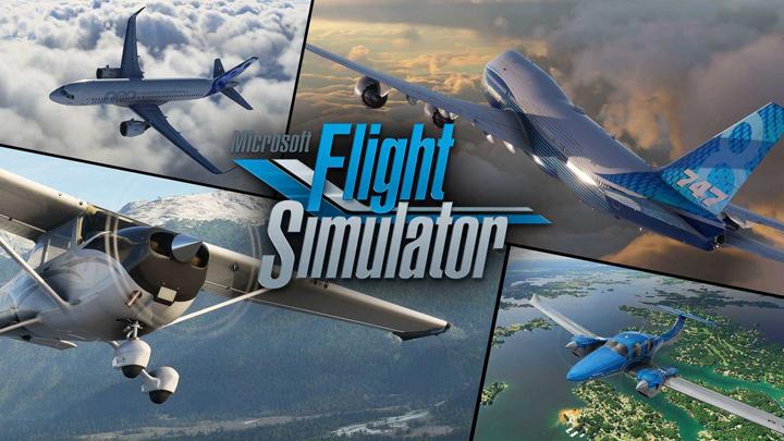 """Tựa game """"2 triệu GB"""" Flight Simulator sẽ được phát hành trong tháng 8 tới"""