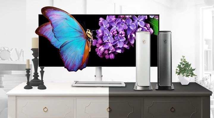 MSI ra mắt Desktop Creator P100X 10 kích thước nhỏ gọn hiệu năng cực khủng