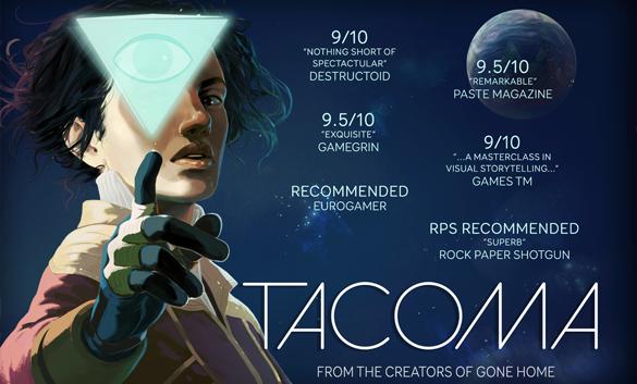 Tải ngay tựa game Tacoma đang miễn phí trên Epic