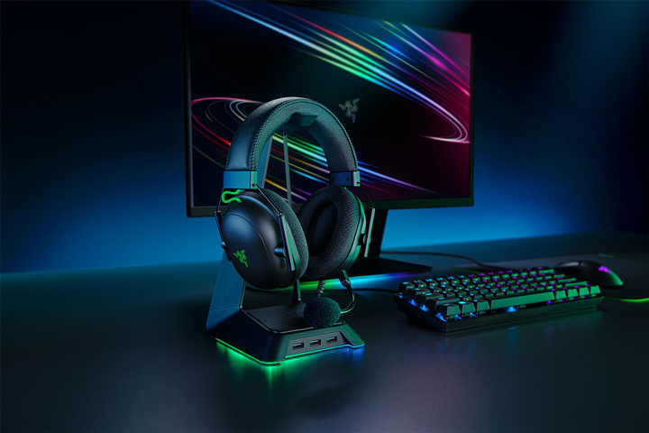 Razer trình làng tai nghe gaming Cyclone BlackShark V2/ BlackShark V2X giá chỉ khoảng 60$