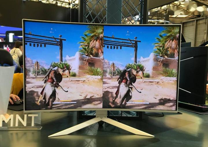 TCL trưng bày màn hình gaming cao cấp 32 inch 240Hz, HDR 1400 và màn hình tablet đục lỗ 240Hz