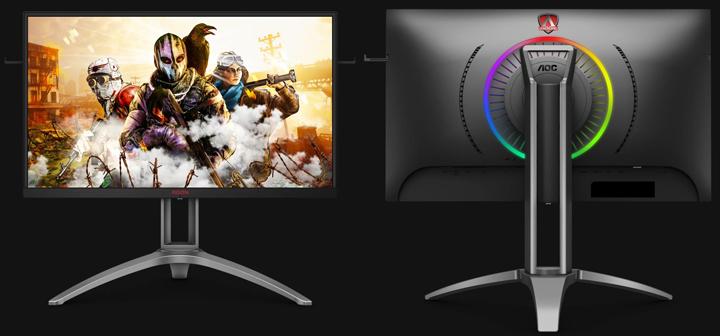 AOC ra mắt 2 màn hình gaming cao cấp AGON AG273QXP và AGON AG251FZ2E
