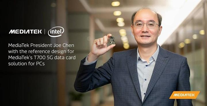 MediaTek và Intel hợp tác chuẩn bị cho ra mắt Laptop 5G vào đầu năm 2021