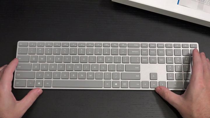 Microsoft chuẩn bị cho ra mắt bàn phím PC mới với mỗi phím có một chức năng chuyên dụng
