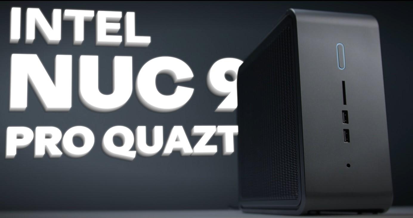 Đánh giá hiệu năng CPU XEON 8 nhân 16 luồng E-2286M của INTEL NUC 9 XEON ( NUC9VX)
