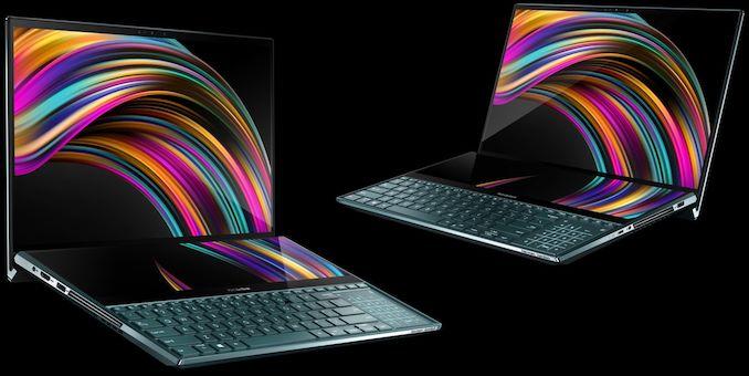 Asus ZenBook Pro Duo UX58 - Chiếc laptop Asus 2 màn hình với những công nghệ mới nhất