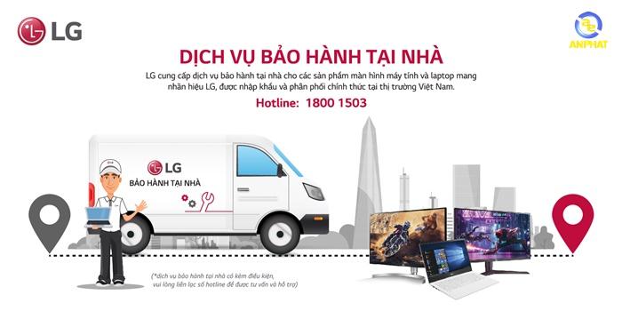 LG - Dịch vụ bảo hành tại nhà