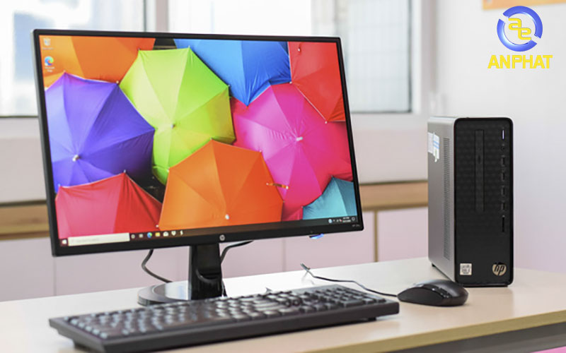 Tiết kiệm diện tích văn phòng với HP Slim S01