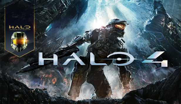 Bộ hình nền game Halo 4 từ The Master Chief Collection