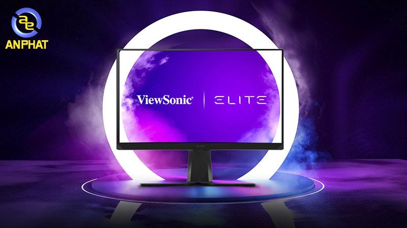 ViewSonic chính thức ra mắt màn hình cho dân gaming Elite XG270Q