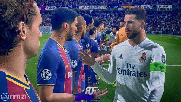Trải nghiệm FIFA 21 trên PS5, Game chơi đỉnh cao với đồ họa 4K