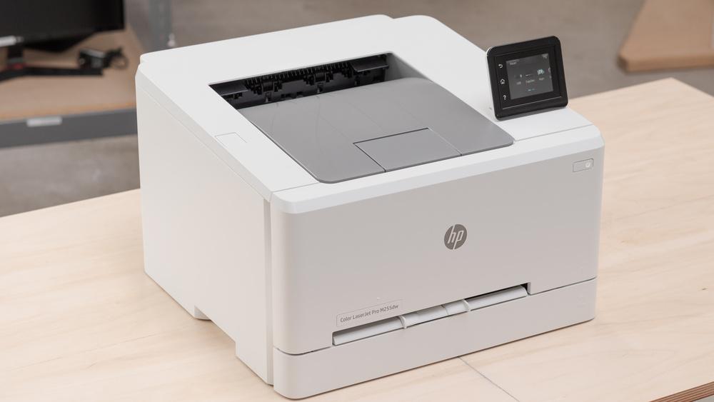 HP Color LaserJet Pro M255dw: máy in nhỏ gọn tiết kiệm không gian