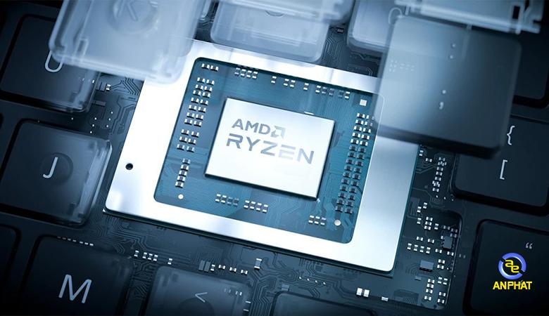 AMD Ryzen 9 5900HX gây bão, lên đầu bảng xếp hạng CPU di động PassMark