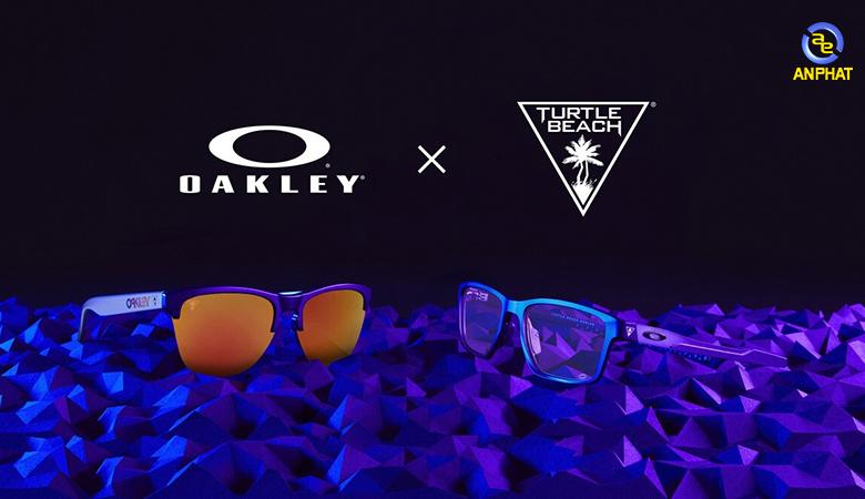 Turtle Beach hợp tác cùng Oakley cho ra mắt kính chơi game
