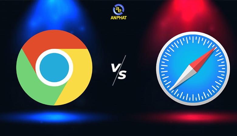 Chrome ngốn nhiều RAM hơn so với Safari trên macOS Big Sur gấp 10 lần?