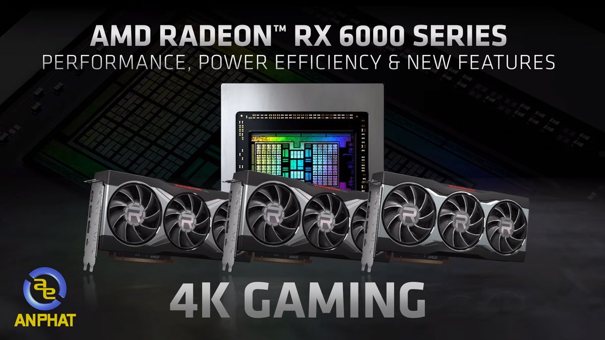 AMD Radeon RX 6700 XT chính thức ra mắt: Gấp 2 lần hiệu năng chơi Game với giá khoảng...