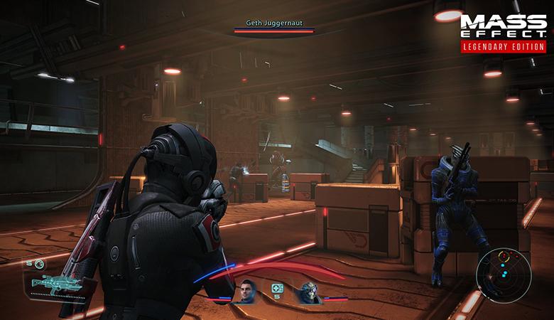 Mass Effect: Legendary Edition mở cửa cho người chơi tải trước