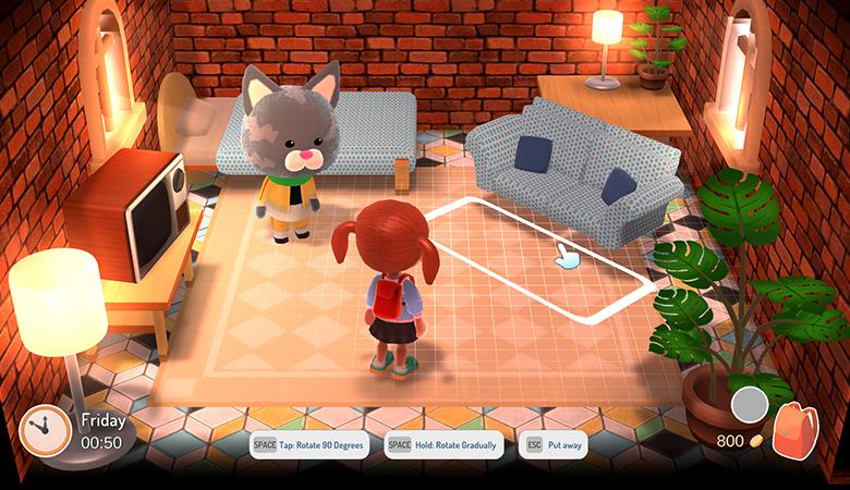 Hokko Life sẽ mở trải nghiệm bản Early Access trên Steam vào đầu tháng sau