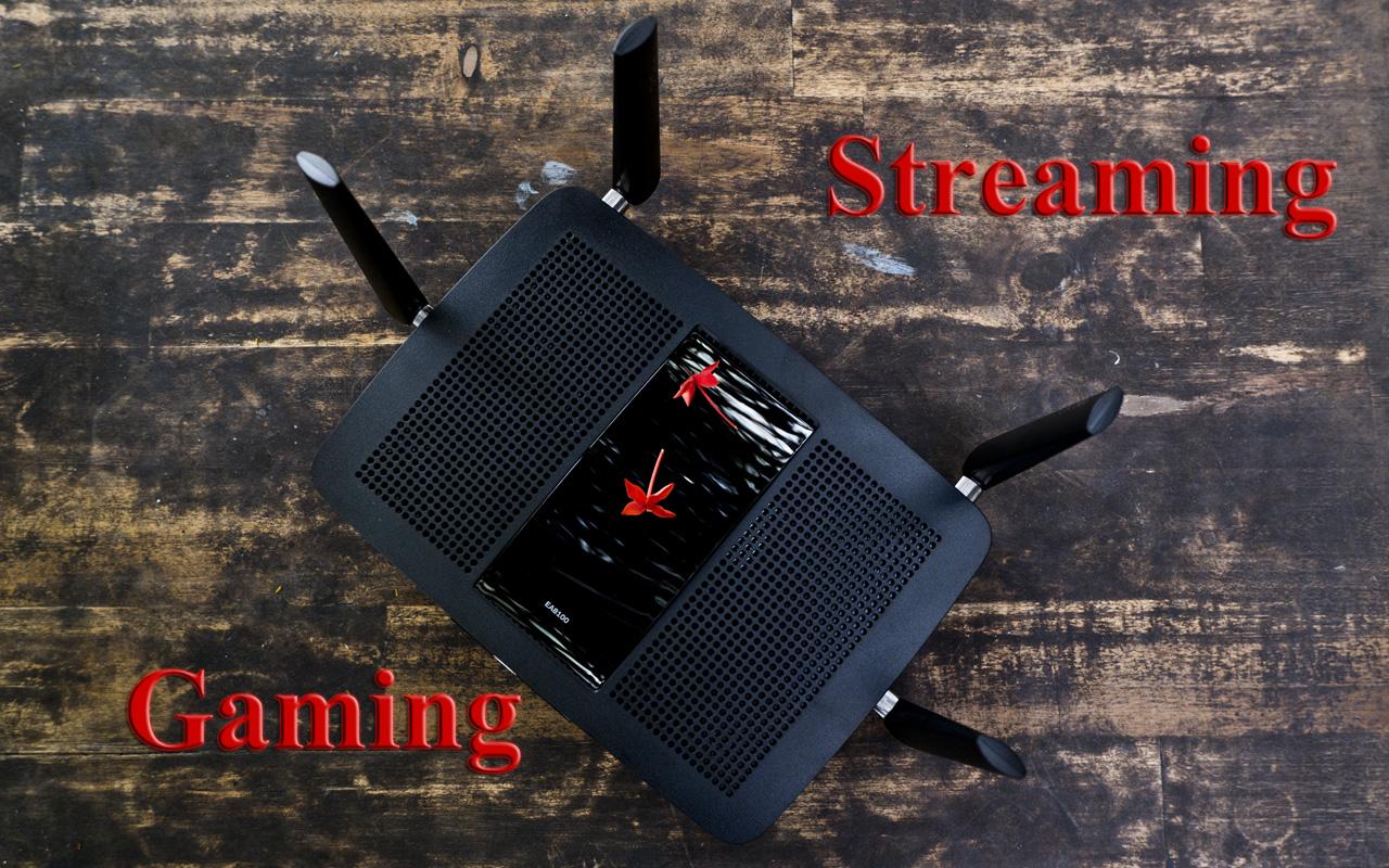 Linksys EA8100 Max-Stream AC2600 MU-MIMO Gigabit WiFi Router? Sóng Sánh Mạnh Quá Cũng Sợ?