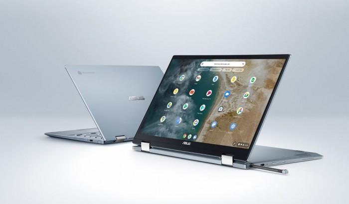 ASUS ra mắt Chromebook Flip CX5 (CX5400): trang bị bộ vi xử lý Core i7 thế hệ thứ 11