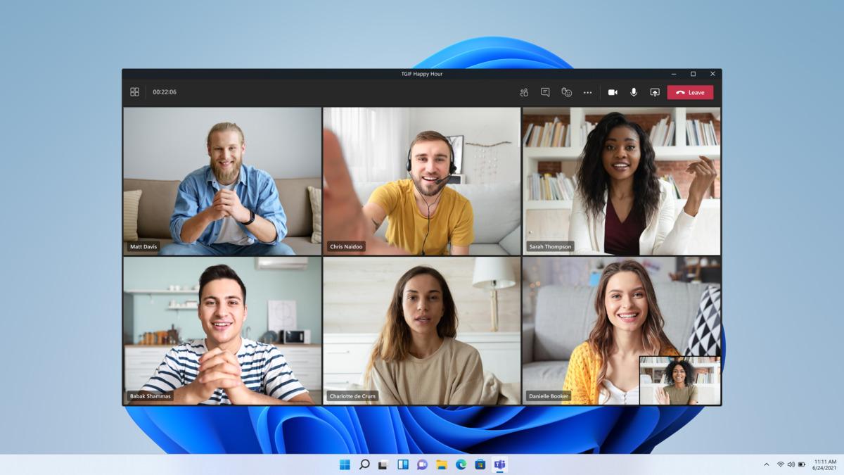 Cách thiết lập và sử dụng Teams Chat trong Windows 11