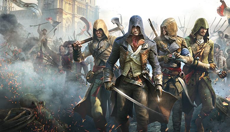 Sau 7 năm ra mắt, bom tấn Assassin's Creed: Unity vẫn tuyệt đẹp nhờ công nghệ Ray Tracing