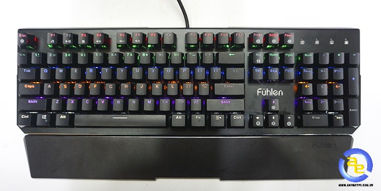 Bàn phím cơ Fuhlen D (Destroyer)