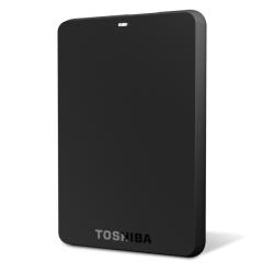 Ổ cứng di động TOSHIBA Canvio Basic 1TB USB 3.0 (đen)