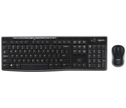 Bộ bàn phím chuột wireless Logitech MK270r
