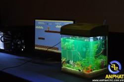 APC Aquarium PC - Bộ máy tính Bể cá HTPC
