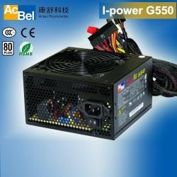 Nguồn máy tính AcBel iPower G550 - 550W 80 Plus