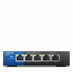 Linksys LGS105 - 5 ports Gigabit