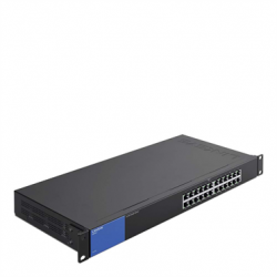 Linksys LGS124 24-Port Business Gigabit Switch
