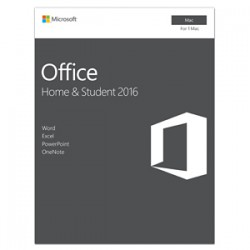 Office Home and Student 2016 for Mac FULL PACK