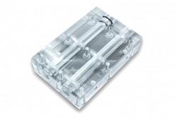Linh kiện tản nhiệt nước - EK-FC Terminal TRIPLE Parallel - Plexi