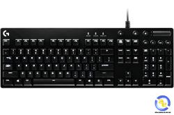 Bàn phím cơ Logitech G610 Orion Blue Backlit (Blue switch)