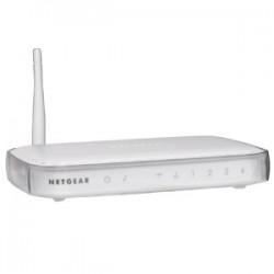 Bộ phát sóng không dây Netgear WGR614 54 Mbps 4-Port 10/100 Wireless G Router (WGR614v6)