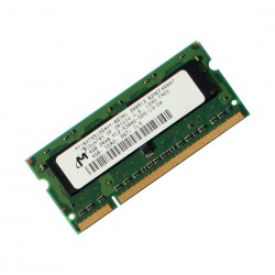Ram Micron RDIMM 4GB DDR4 bus 2400Mhz ECC for Server