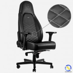 Ghế Noblechairs ICON Series Black/Platinum White