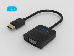 Cáp chuyển đổi HDMI to VGA Vention ACFBB